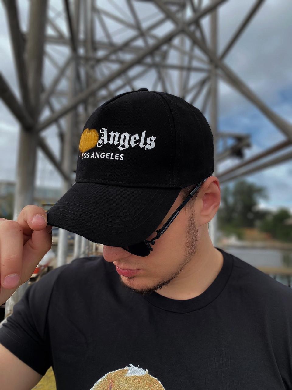 Кепка PALM ANGELS мужская женская унисекс брендовая бейсболка трекер снэпбек премиум копия реплика