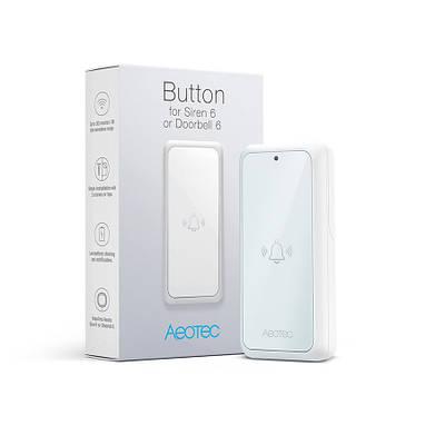 Беспроводная кнопка Aeotec Button для Siren 6 или Doorbell 6 - AEOEZW166