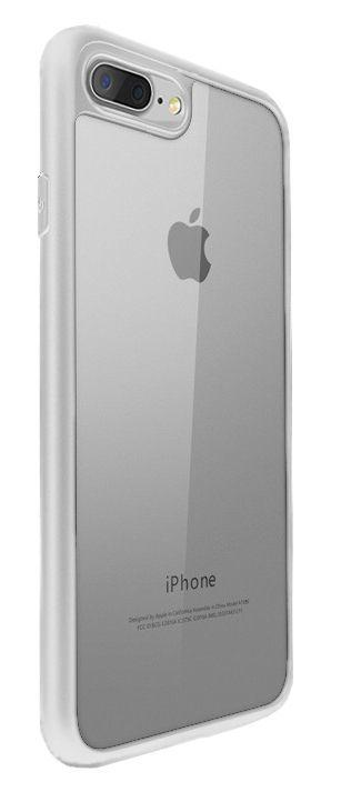 Чохол-накладка DUZHI Super slim Mobile Phone Case iPhone 7 Plus Clear/White (LRD-MPC-I7P004 PLUS WHI