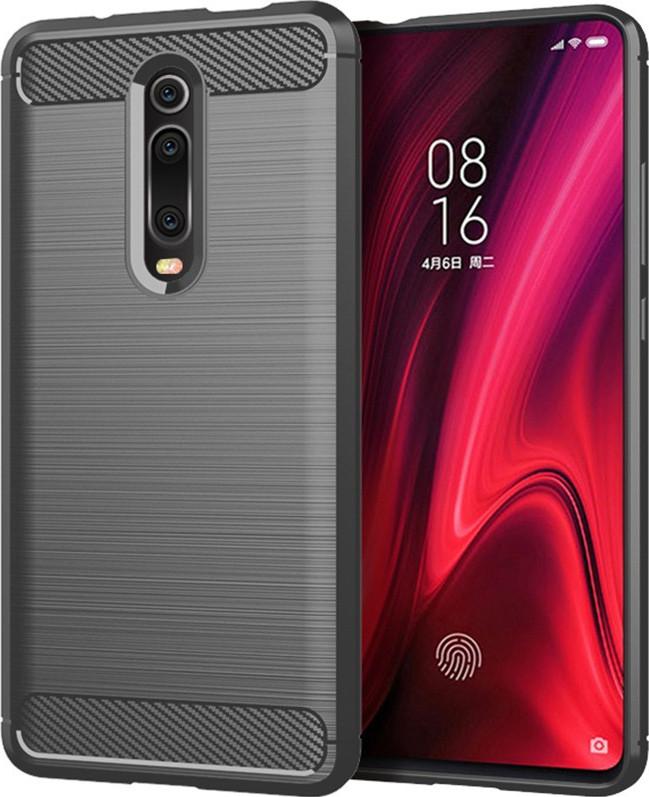 Чохол-накладка Ipaky Slim Anti-Fingerprint TPU Case Xiaomi Mi 9T/Mi 9T Pro/Redmi K20/K20 Pro Gray (b