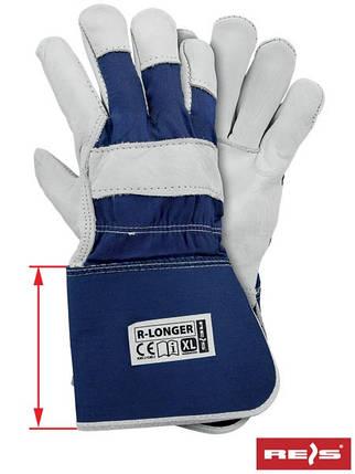 Перчатки усиленные R-LONGER GW, фото 2