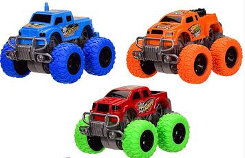 """Машина інер-а """"Truck Monster"""" в кор-ці,12,5х8,8х10,5см №1818-10A(72)(144) КІ"""