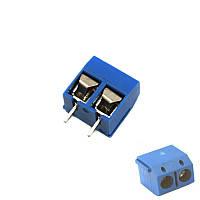 Клемна колодка на 2 контакту, крок 5мм KF301-2P