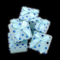 Коробочки 50x50x35 Голубой