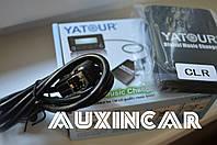 Эмулятор сд чейнджера Yatour YTM06-CLR для штатной магнитолы Subaru (Mcintosh)