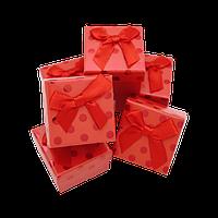Коробочки 50x50x35 Красный