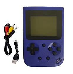 Ігрова консоль портативна приставка 500 ігор JP-03 (Синій)