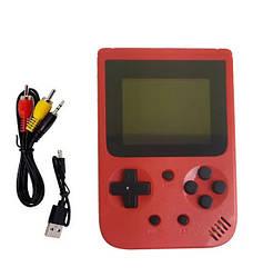 Ігрова консоль METR+ портативна 500 ігор червоного кольору (RT-JP-03(Red))