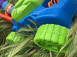 Каталка з мильними бульбашками Газонокосарка, фото 5