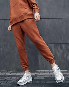 Спортивні штани Гармата Вогонь Jog 2.0 коричневі