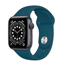 Ремешок силиконовый Sport Band 38mm | 40mm Cosmos для Apple Watch SE | 6 | 5 | 4 | 3 | 2 | 1