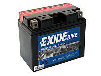 Мото аккумулятор EXIDE YTZ14-BS, фото 1