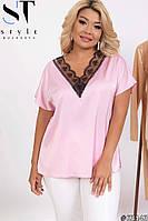 Блуза жіноча в кольорах 82732