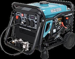 Інверторний Генератор газ-бензин Konner&Sohnen KS 4100iEG (4 кВт)