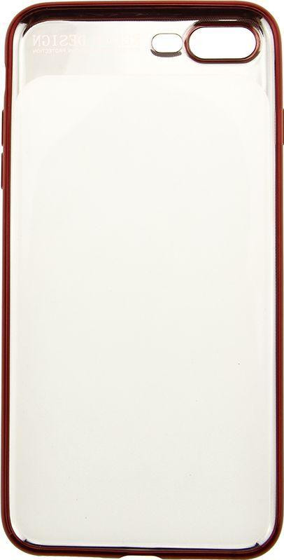 Чохол-накладка Remax Modi Series Case Apple iPhone 8 Plus Red (bz_F_62091)