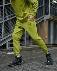 Спортивні штани Гармата Вогонь Jog 2.0 лайм
