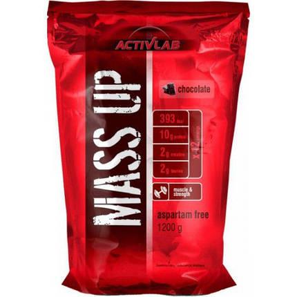 Гейнер Mass Up ActivLab 1200 грам, фото 2