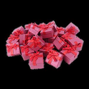 Коробочка для кольца Красный