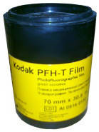 Рентгеновская плёнка для флюорографии Carestream Health (Kodak) PFH-T 70мм x 30,5м