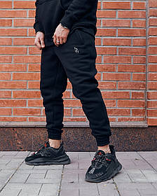 Спортивні штани Гармата Вогонь Jog 2.0 чорні