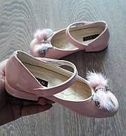 Туфли лаковые на девочку  Shein размер 30, по стельке 17,5