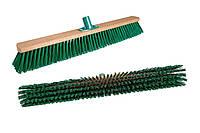 Вулична щітка 60 см Eco Fabric без ручки, пластмас. кріплення (EF-600 / 1.2.2)