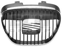 Решетка радиатора SEAT CORDOBA (6L2) / SEAT IBIZA III (6L1) 2002-2009 г.