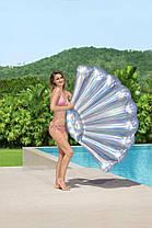 Надувной матрас для плавания Bestway 43414 1,85 м x 1,14 м, фото 3