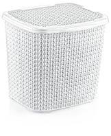 Контейнер для прального порошку OZ-ER PLastik KNIT 6.2 л, білий (O004-X24)