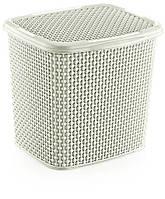 Контейнер для прального порошку OZ-ER PLastik HONEYCOMB 6.2 л, білий (N010-X24) Кремовий