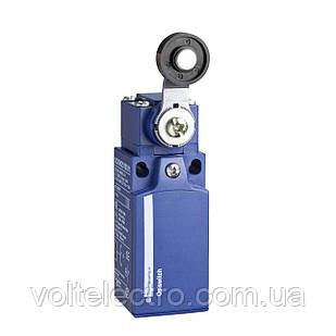 Концевой выключатель ролик IP65  NO + NC; 10А; макс.240ВA