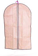 Чохол для одягу Тарлєв 60*140см, Cappuccino (485449)