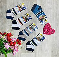 Носки детские демисезонные хлопок ФЕННА размер 5-7 лет