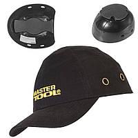 Каскетка защитная, черная MASTERTOOL 81-2000