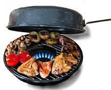 Сковорода Диво гриль-газ Румунія з емальованим антипригарним покриттям, Сковорідки для смаження без масла