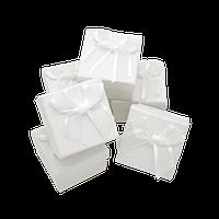 Коробочка для ювелирных изделий 50х50х35