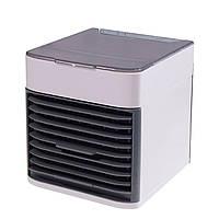 Портативный мини вентилятор увлажнитель для охлаждения воздуха 3 в 1 USB