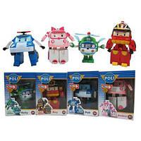 Робокар Поли (Робокар Полі) Машинка Трансформер (Robocar Poli) 4вида