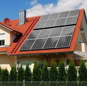 """Комплект солнечной автономной станции """"Дом минимум"""" 2,76 кВт, инвертор Luxeon PV18-5048 VНМ (MPPT)"""