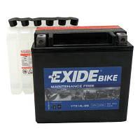 Мото аккумулятор EXIDE YTX14L-BS