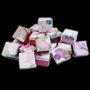 Коробка под кольцо Фиолетовый
