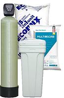 Фильтр комплексной очистки SK-1035 Cl, установки комплексной очистки воды для дома и квартиры