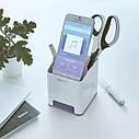 Підставка для ручок і смартфона Leitz WOW. Рожева, фото 3