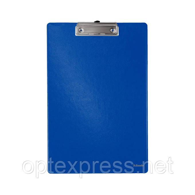 Планшет с мет. зажимом Esselte А4. Синий