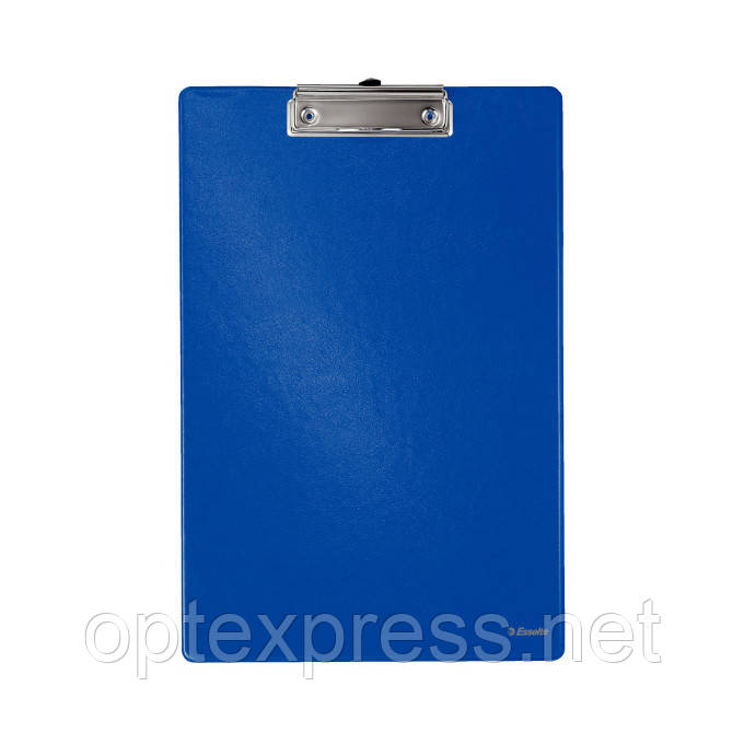 Планшет з мет. зажимом Esselte А4. Синій