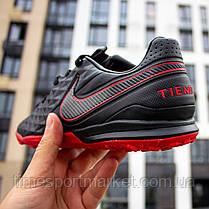 Сороконожки Nike Tiempo VIII Pro TF (39-45), фото 2