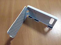 Чехол флип Melkco Nokia Lumia 820 (NKLU82LCJT1WELC) белый