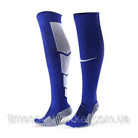 Футбольні гетри Nike (сині)