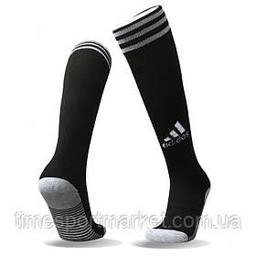 Футбольні гетри Adidas (чорні)