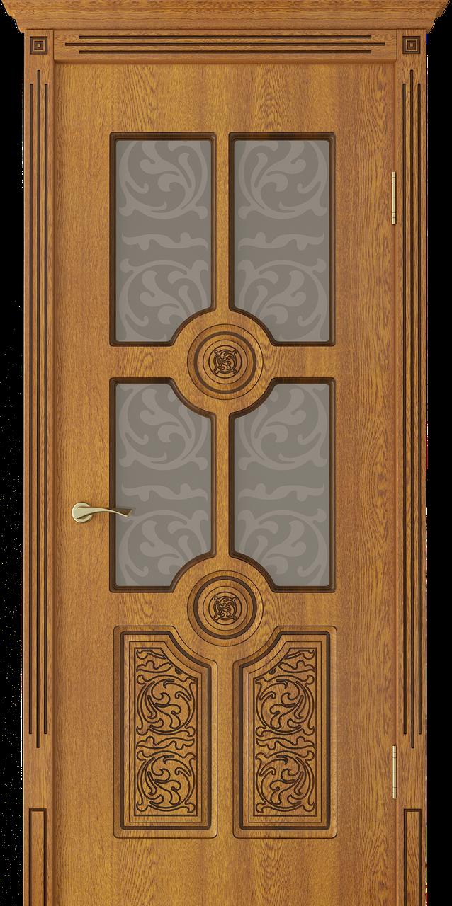 Межкомнатные двери VIP «Антарес П.О»  (без патины)